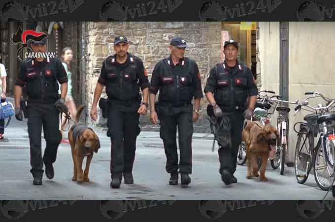 Nicolosi, arrestato sorvegliato speciale