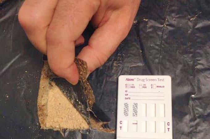 Catania, arrestato un corriere della droga: aveva con sé 3 chili di eroina