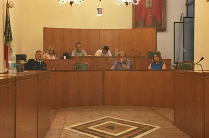 Santa Maria di Licodia, martedì consiglio comunale