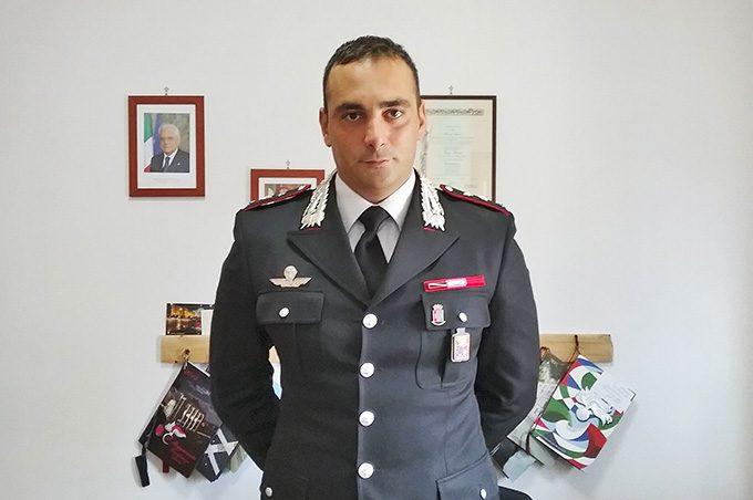 Paternò e Giarre, nuovi comandanti alle Compagnie Carabinieri