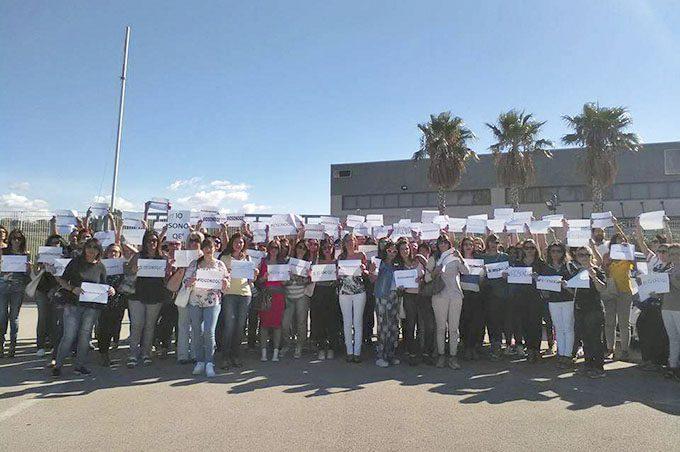 Vertenza Qè, venerdì manifestazione a Catania
