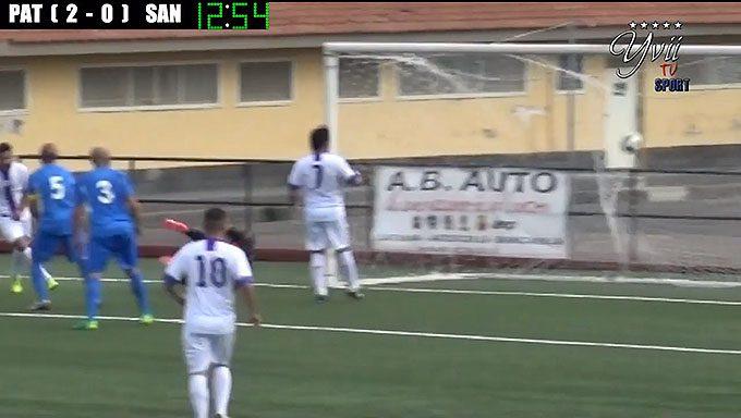 Promozione: Paternò beffato, il Santa Croce si impone per 3-2