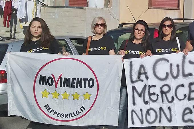 """Adrano, sabato """"Stelle in Movimento"""" del M5S"""