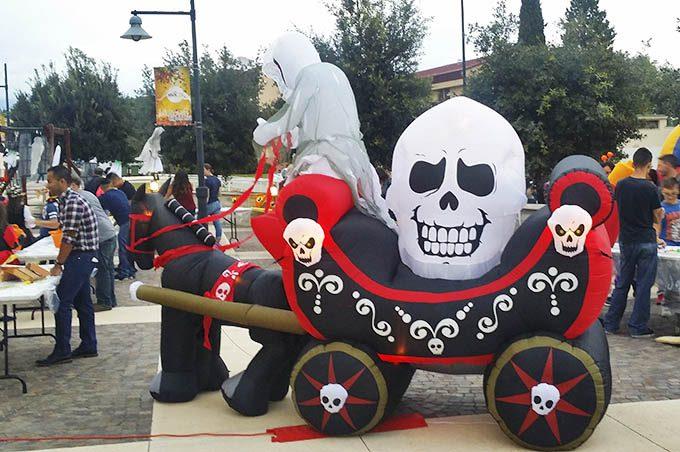 Halloween a Sigonella: la festa che unisce italiani e statunitensi