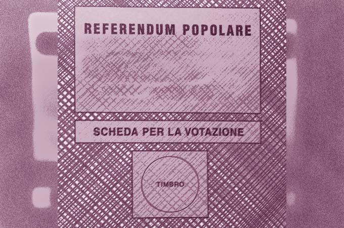 """Referendum: domenica incontro del """"No"""" a Biancavilla al Palazzo comunale"""