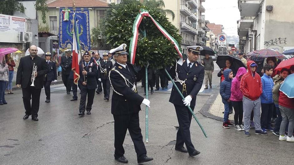 Paternò, cerimonia in memoria dei caduti di Nassiriya