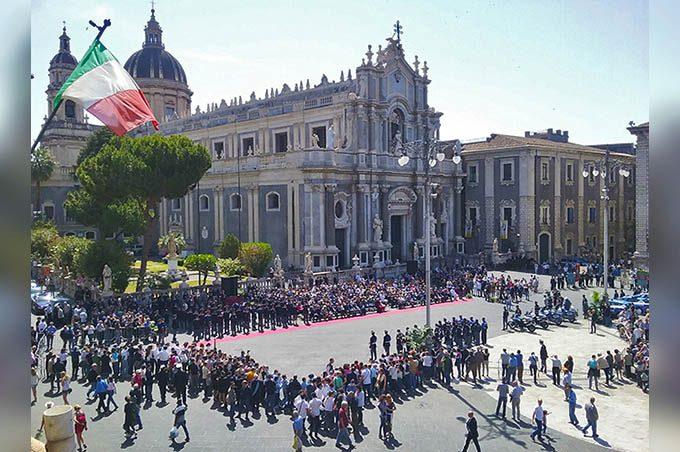 Catania. Domani la Festa della Polizia, nel 167° anniversario della fondazione