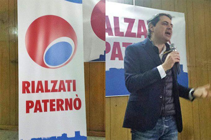Paternò, Anthony Distefano presenta la sua sindacatura