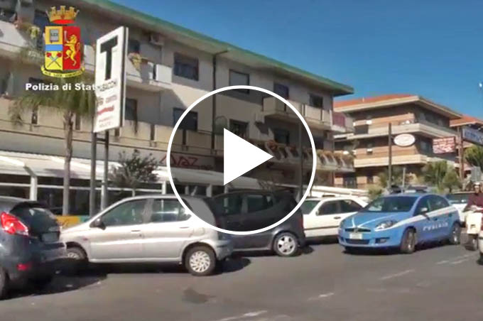 Mafia. Bar, società, Porsche: sequestrati 3 milioni e mezzo a Catania