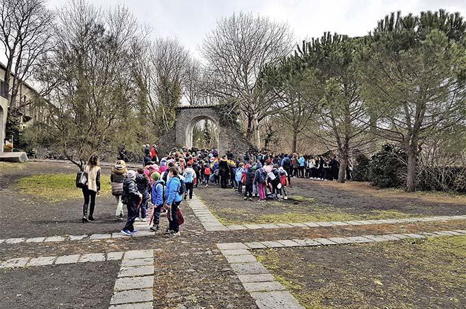 Il Parco dell'Etna compie trent'anni