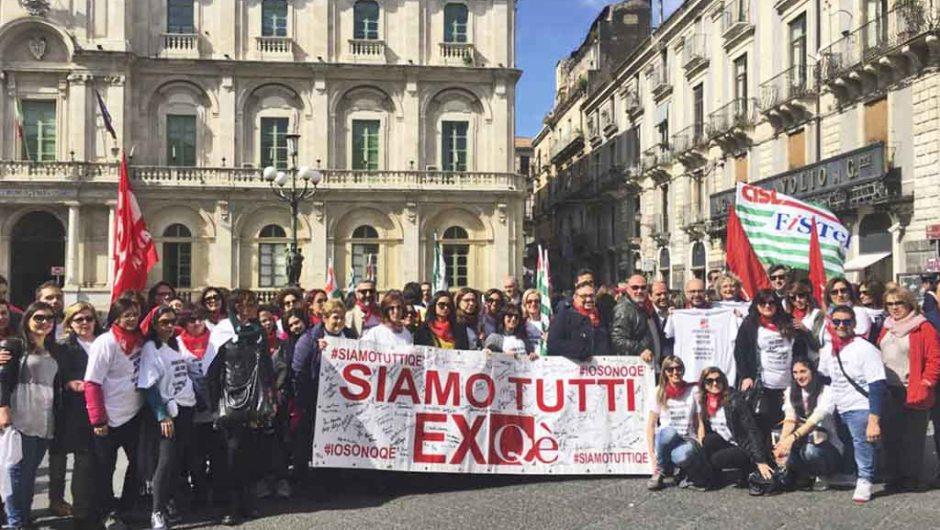 """Qè Paternò: ex lavoratori ricevuti dal viceprefetto. Presto """"tavolo"""" al Ministero"""