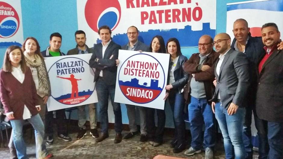 """Elezioni amministrative. """"Rialzati Paternò"""" presenta i propri loghi"""