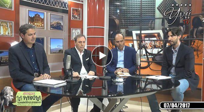 Paternò, su Yvii Tv il primo confronto fra i candidati sindaco