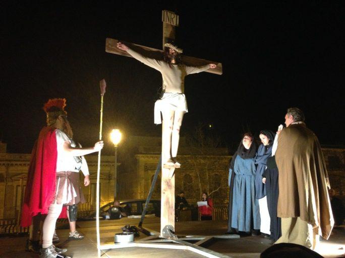 Santa Maria di Licodia, domani la Via Crucis vivente