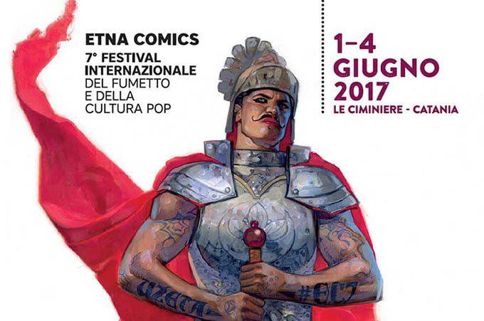Catania: settima edizione per l'Etna Comics
