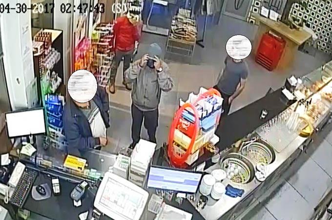 Catania, rapina a rifornimento sull'asse dei servizi: catturati due banditi