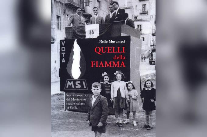 """Biancavilla, domani la presentazione del libro """"Quelli della Fiamma"""""""