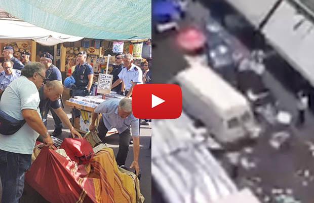 Catania, controlli su merce taroccata alla fiera: una denuncia