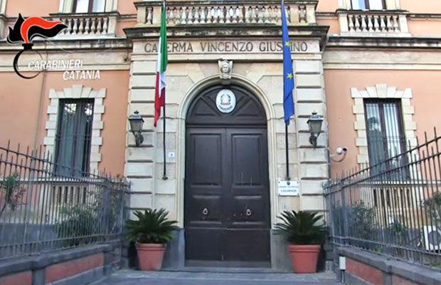 Carabinieri di Catania, il bilancio di due anni di attività