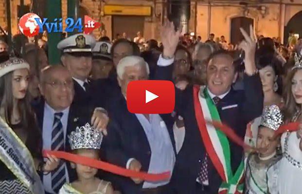 """Paternò, inaugurata la """"Fiera di Settembre"""""""