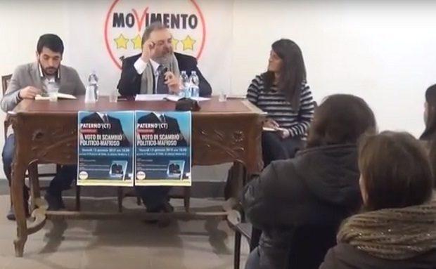 """Paternò, incontro su """"Il voto di scambio politico-mafioso"""""""