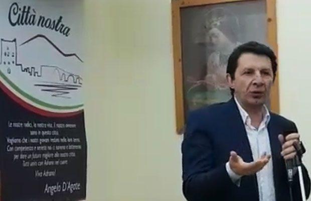 """Adrano, presentato il movimento civico """"Città Nostra"""""""