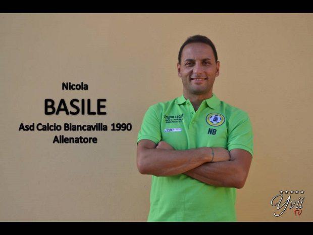 Calcio Sicilia. Biancavilla: esonerato mister Basile