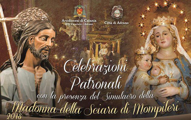Adrano. Nel vivo i festeggiamenti patronali in onore di san Nicolò Politi