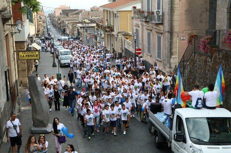 """Belpasso, domenica la seconda edizione della """"Marcia del sorriso"""""""