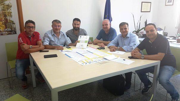 Belpasso. Il sindaco Daniele Motta incontra i vertici del Gal Etna