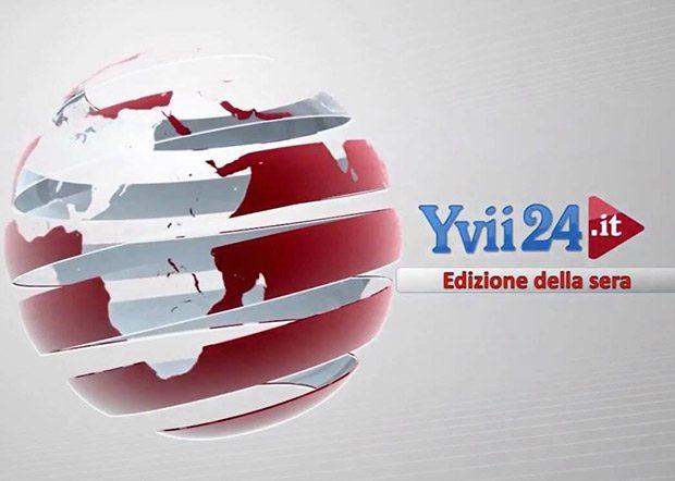 Yvii24 Notizie – Edizione di venerdì 19 luglio 2019