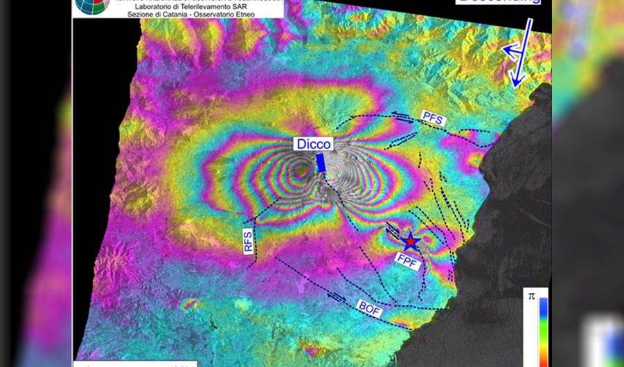Etna, eruzione e terremoti in calo