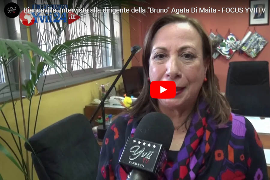 """Biancavilla. Scuole e sisma, parla la dirigente della """"Bruno"""" Agata Di Maita"""