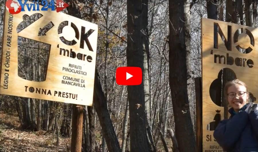"""Etna. I volontari raccolgono 370 chili di """"rifiuti piroclastici"""" in territorio di Biancavilla"""