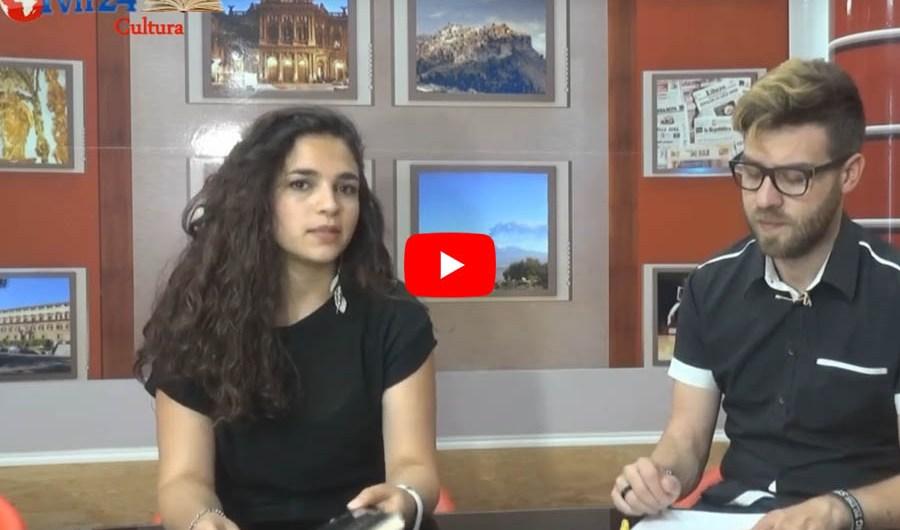 """Yvii24 Cultura, """"La trilogia dell'orecchio"""", ospite Miriam Caruso"""