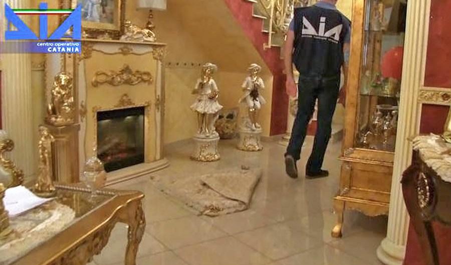 Catania. Confisca di un milione e mezzo al boss Daniele Nizza