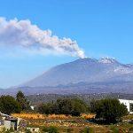 Etna. Il movimento del fianco orientale valvola e sentinella delle eruzioni