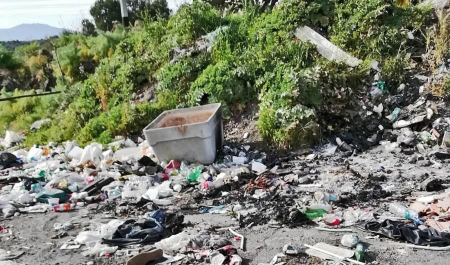Biancavilla, il territorio trasformato in una grande discarica