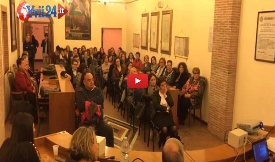 """Santa Maria di Licodia. Conferenza su """"Donne in amministrazione"""""""