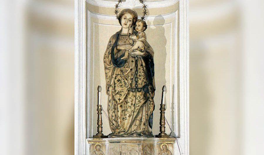 Paternò, la Madonna della Catena al Carmine, un capolavoro nascosto