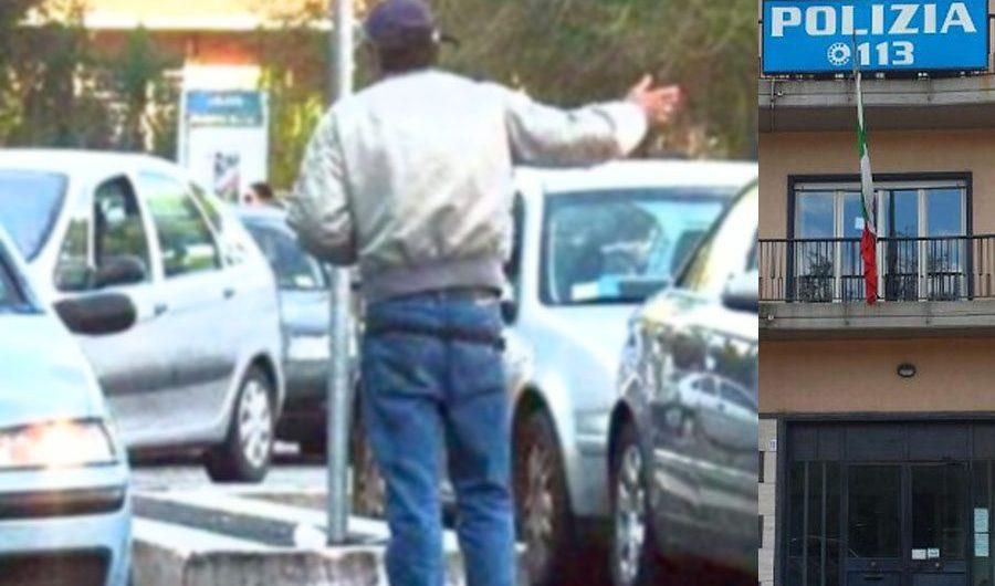 Catania. Posteggiatori abusivi e urlatori: denunciati 2 fratelli, la madre e la moglie di uno di essi