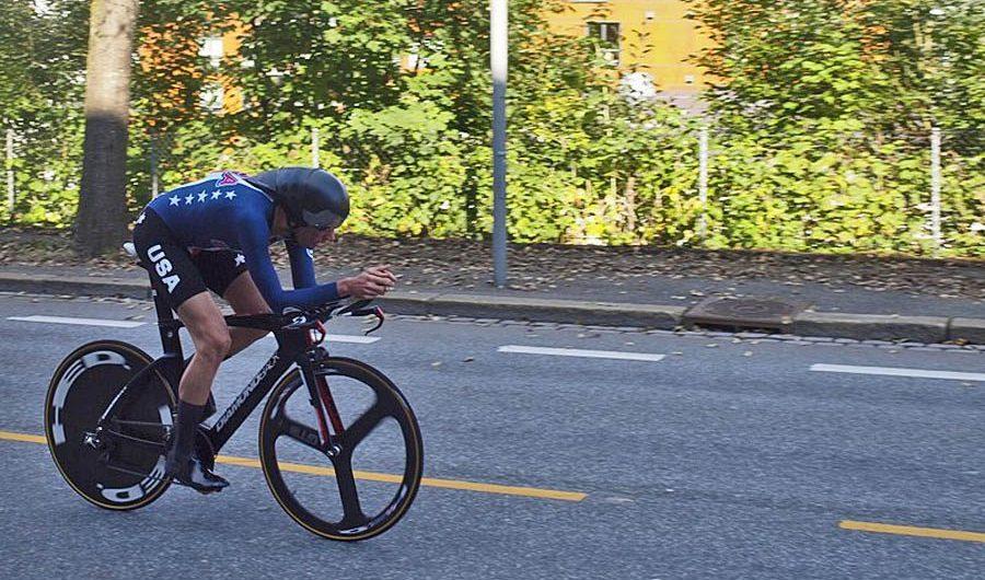 Ciclismo. L'americano Mcnulty in maglia Gialla e Rossa. Domani l'arrivo al Rifugio Sapienza