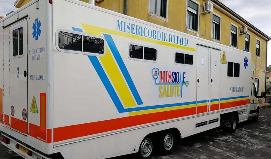 """Misericordie. Visite gratuite a Catania grazie al progetto """"Missione Salute"""""""