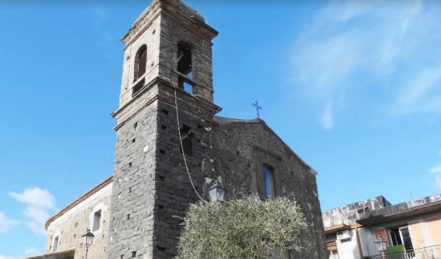 Belpasso, 500 mila euro dalla Regione per restaurare Sant'Anna