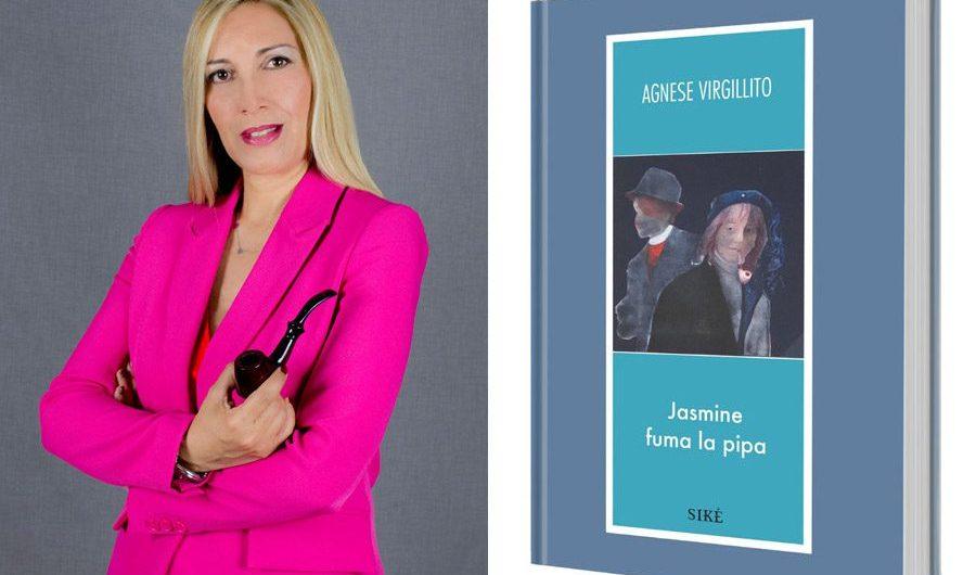 """Libri. """"Jasmine fuma la pipa"""" nuovo libro per Agnese Virgillito"""