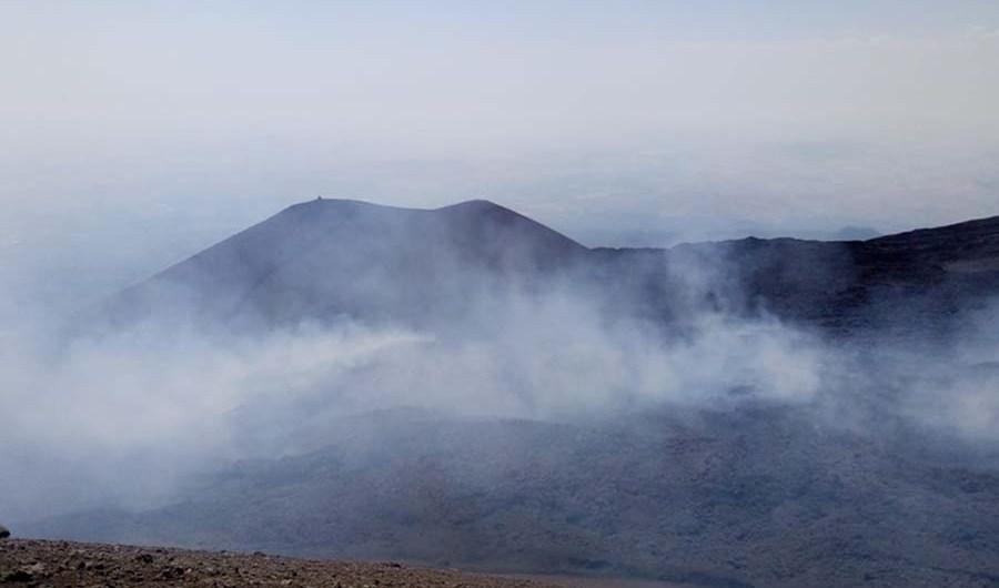 Etna. Colata lavica dal Nuovo cratere di sud-est
