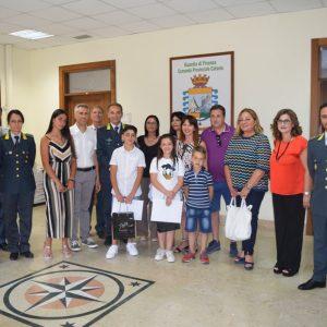 Catania. Guardia di Finanza premia due studenti di Biancavilla e Bronte
