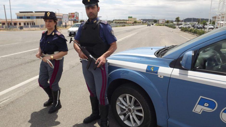 """Tangenziale di Catania. Ancora multe della Polstrada per i """"furbetti della corsia d'emergenza"""""""