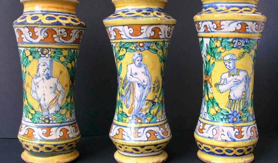 Catania capitale della ceramica siciliana