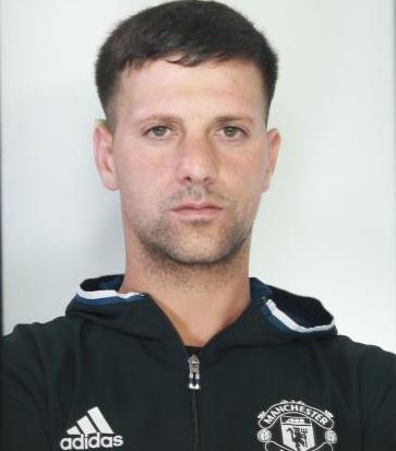 STRANO Agatino, nato classe 1989